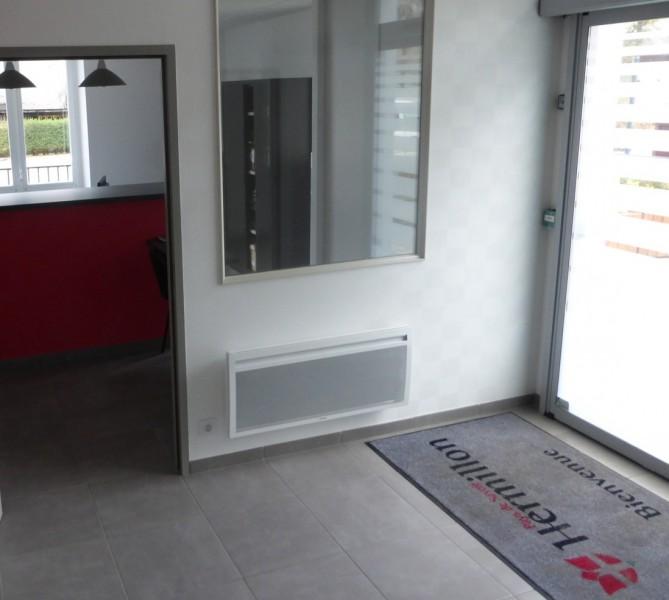 Hall d'entrée après les travaux