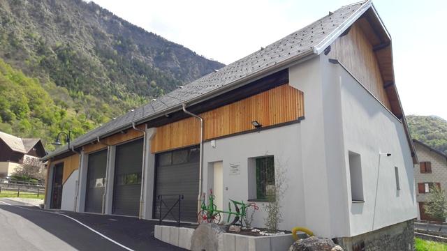 garages après les travaux