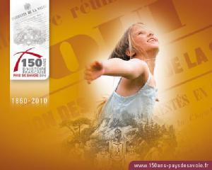 Paru à l'occasion du 150e anniversaire du rattachement de la Savoie à la France